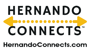 Hernando Connects Logo
